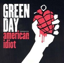 (CD) Green Day - American Idiot [Sep-2004, Reprise - Enhanced CD]