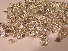 Pure .999 Fine Silver Grain/Nuggets/Bullion for Metal Clay-PMC-Lost Wax Casting