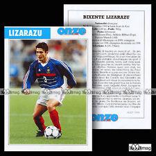 LIZARAZU BIXENTE (BAYERN MUNICH) - Fiche Football / Fussball 1999