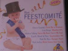 HET FEESTCOMITE (2 CD- RADIO 2) - Gloria Gaynor, Mory Kante, Roy Orbison...