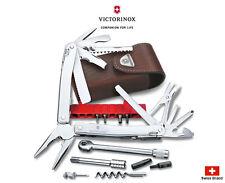 Victorinox Swiss Army Knife Swisstool Spirit XC Plus Ratchet Leather 3.0239.L