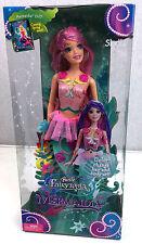 Barbie Fairytopia Mermaidia Shella J0720 2005 NIB