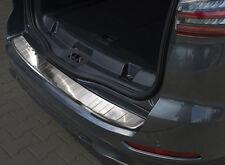 Ladekantenschutz für Ford S-Max II 2015-2017 mit Abkantung Edelstahl 2/35699