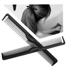 Professional Combs Black Cutting Comb Hair Hairdressing & Barbers Salon