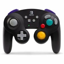 Wireless Gamecube Controller For Nintendo Switch Black NEW