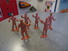 LOT OF VINTAGE 60S ARMY CADET SOILDERS PLASTIC FIGURES MPC