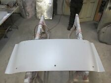 Triumph TR2, TR3, Original Finished Rear Trunk Lid, Ready To Install & Paint, !!