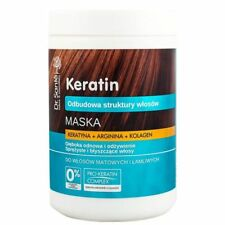 Dr Sante Keratin Hair Mask 1000ml with Keratin and Collagen for Brittle Hair