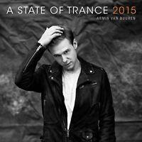 ARMIN VAN BUUREN - A STATE OF TRANCE 2015 2 CD NEU