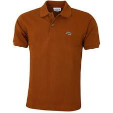 / Lacoste Mens 2019 Classic Cotton L1212 Short Sleeve Polo Shirt