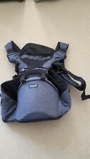 Pognae Smart Hipseat 3-in-1 Carrier Navy baby carrier