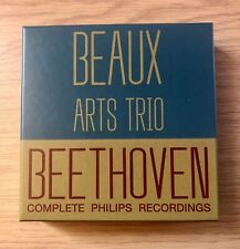 Beaux Arts Trio - Beethoven (20170 - 10 CD's - 4831552 - Pre-Owned