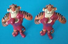 Rare Collectible Identical Pair Tony the Tiger Mascot Beckers Character Figures