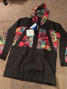 adidas Originals Adventure GORE-TEX hiking jacket Multicolor Medium, GN2356 $500