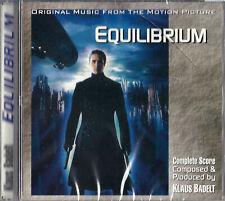 SC - EQUILIBRIUM (Complete Motion Score) Klaus Badelt