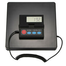 150kg //300kg Paketwaage Digitalwaage Plattformwaage Paket Waage 150kg //300kg LCD