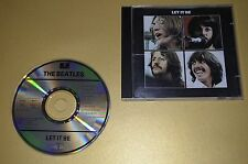 The Beatles - Let It Be / EMI Records 1987 / Made In Italy / Rar