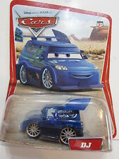 DISNEY PIXAR CARS 2005  DJ - DESERT CARD