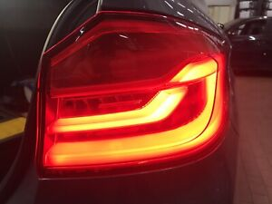 BMW OEM G30 520d 530 530d 550i M5 F90 Tail Light Right Outer AMBER LED Excellent