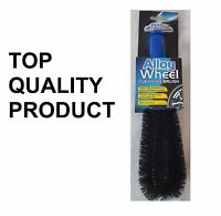 40ALLOY Bike Car WHEELS CLEANING BRUSH Clean Between Spokes Quality Bristles
