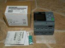 Siemens 6AG1052-1HB08-7BA0 SIPLUS LOGO! 24RCE Logikmodule