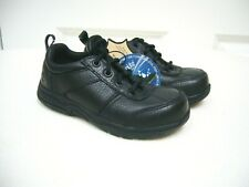New Timberland Earthkeepers Park Street Toddler Oxford Shoes Sneakers Black Sz 9