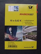 Bund * * Folienblatt FB 48 - Universität zu Kiel - m.Mi.-Nr. 3155 10x Postfrisch
