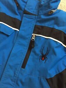 Spyder Jacket Boys Size 14 Ski Snowboard Winter
