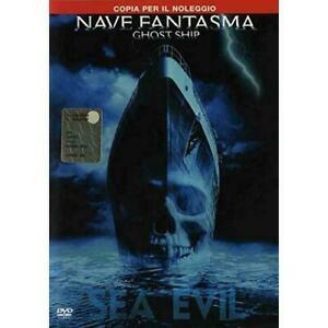 NAVE FANTASMA - GHOST SHIP (2002) un film di Steve Beck - DVD EX NOLEGGIO WARNER