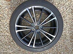 1x Genuine Subaru BRZ BR-Z Toyota GT86 GT 86 17 Alloy Wheel Rim & tyre Bnew