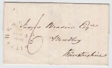 More details for gb giii 1808 pre-stamp cover hereford circular mileage