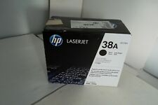 HP 38A Toner Cartridge Black 12,000 High Pages for HP 4200 4200L Q1338A OEM NEW