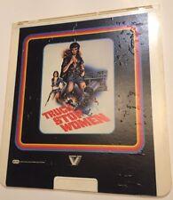 Truck Stop Women  CED RCA SelectaVision VideoDisc