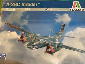 1/72 1259 ITALERI A-26C INVADER NOSE ART DECALS RARE
