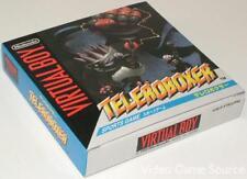 NINTENDO VIRTUAL BOY GAME CARTRIDGE ## TELEROBOXER (JAP) ## *NEUWARE/BRAND NEW!