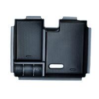 Central Armrest Storage Box Car Organizer for Land Range Rover Evoque 2009 D5X6