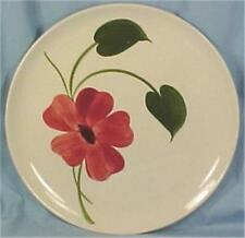 Rio Rose Dinner Plate Stetson China Mid Century Modern Vintage Pottery
