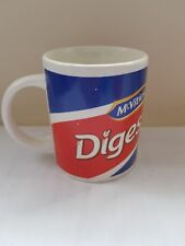 McVities Digestives Proud To Be British Union Jack Collectible Coffee Mug