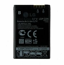 Battery LGIP-520N For LG Chocolate GD900 GD900E GW505 Extravert VN271 BL40