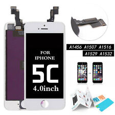 For iPhone 5C Screen Replacement Touch LCD Display Digitizer Assembly White UK
