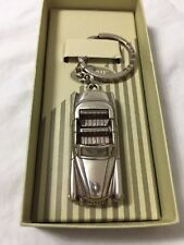 BUICK 1950-52 Convertible VINTAGE ANTIQUE FOSSIL SILVER PEWTER KEY CHAIN NEW