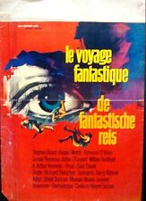 FANTASTIC VOYAGE Belgian movie poster RAQUEL WELCH RAY ELSEVIERS Rare