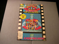 Captain Planet #1 (1991, Marvel) Low Grade