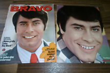 5x BRAVO PORTRÄTs -- ROY BLACK / 1970er Jahre