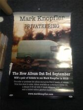 Mark Knopfler - Privateering (Promotional Poster)