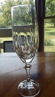 Crystal Fluted Champagne glasses Gardone pattern by SCHOTT-ZWIESEL 1 8oz