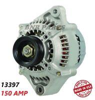 186-0384 Beck//Arnley 14243 Reman Alternator fits 86-89 Nissan Stanza Pulsar NX