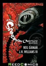 ABSOLUTE SANDMAN OVERTURE HARDCOVER (416 Pages) Hardback Collects 6 Part Series