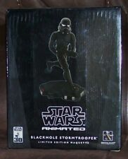 *Star Wars Blackhole Stormtrooper Limited Edition Animated Maquette #130/1000*