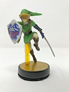 Link Amiibo Super Smash Bros Series Zelda Nintendo Switch, Wii U, 3DS Get Epona
